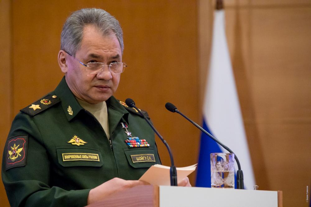 О вооружении и перспективах Российской армии Сергей Шойгу рассказал парламентариям