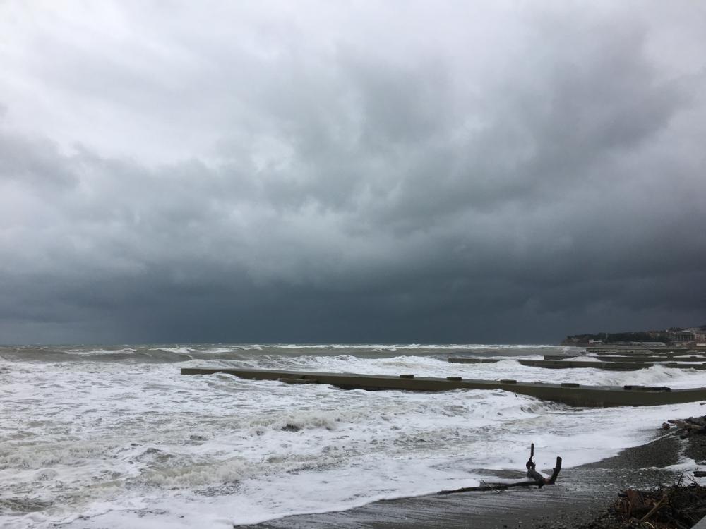 Дожди в Геленджике ожидаются в первой половине субботы