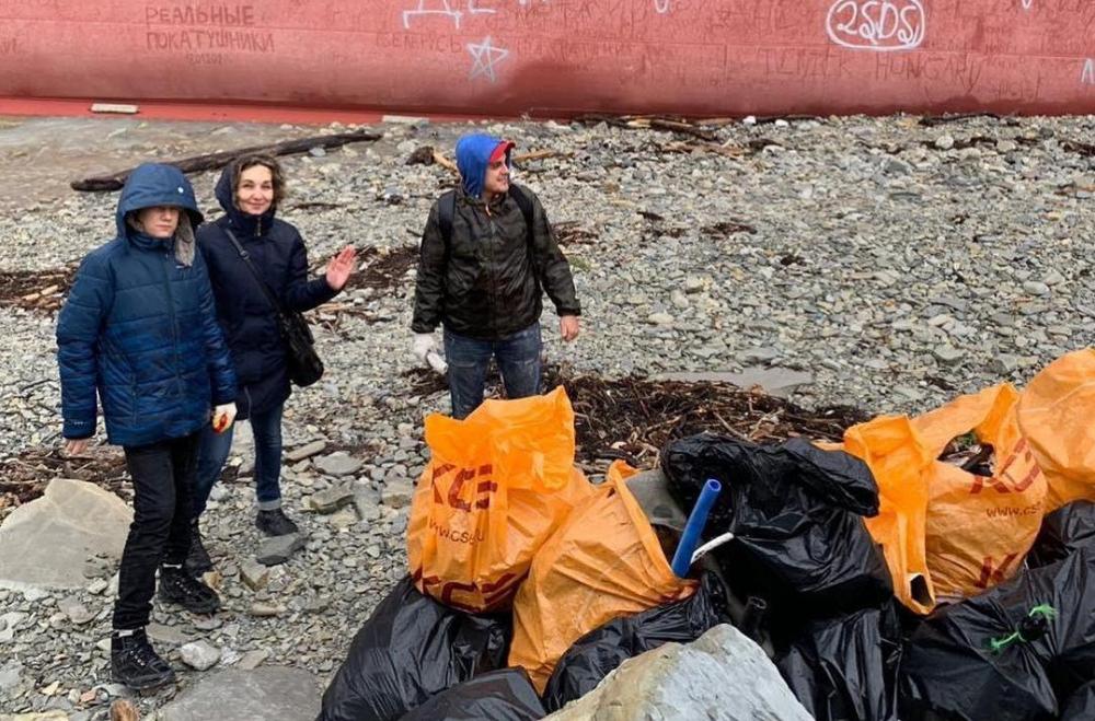 Отходы жизнедеятельности человека увезли из Геленджика в Новокубанск
