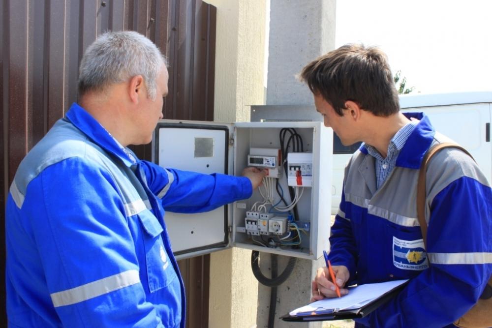 Кубаньэнерго продолжает борьбу с расхитителями электроэнергии