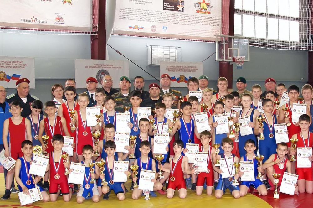 Более 300 спортсменов приедут в Геленджик на турнир по греко-римской борьбе