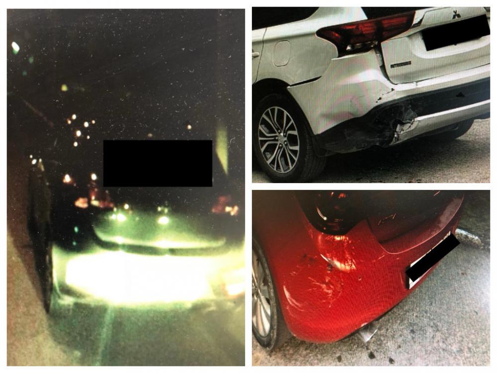 Трех водителей, совершивших ДТП, разыскивают в Геленджике
