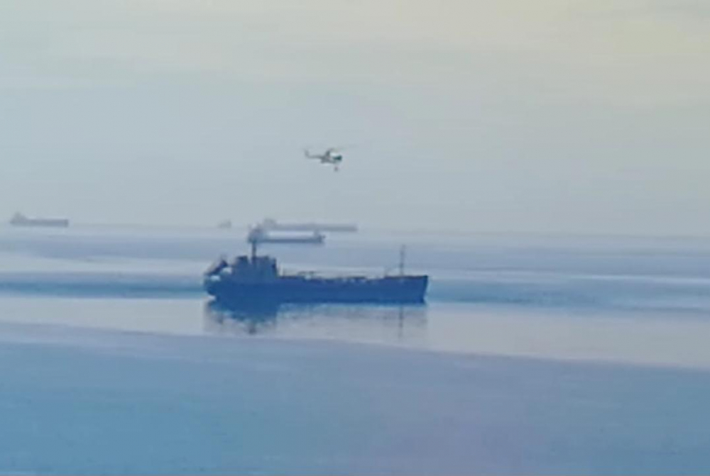 Стали известны причины массовых полетов авиации над бухтой Геленджика