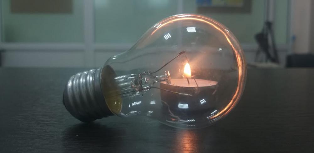 Понедельник начнется с отключения света в Геленджике