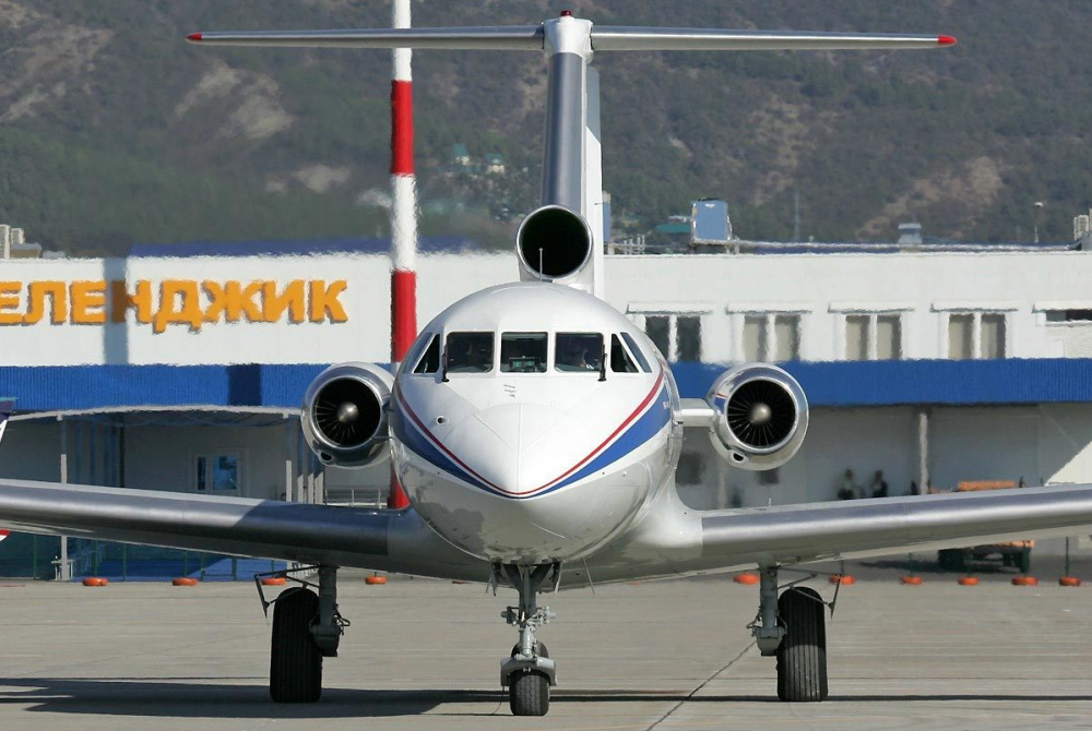 Аэропорт Геленджик обслужил более  320 000 пассажиров с начала года