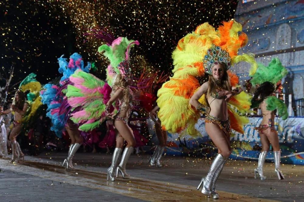 В продаже появились билеты на геленджикский карнавал