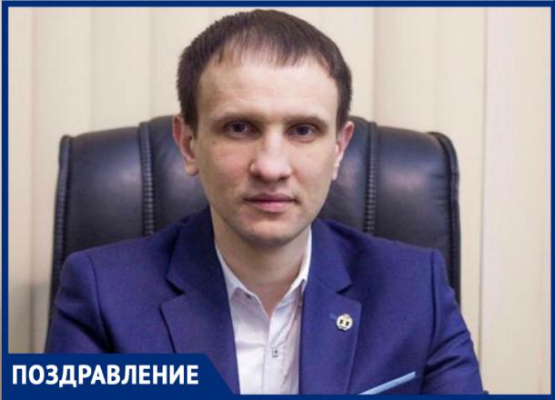 Адвокат Роман Александрович Корсуворов отмечает день рождения