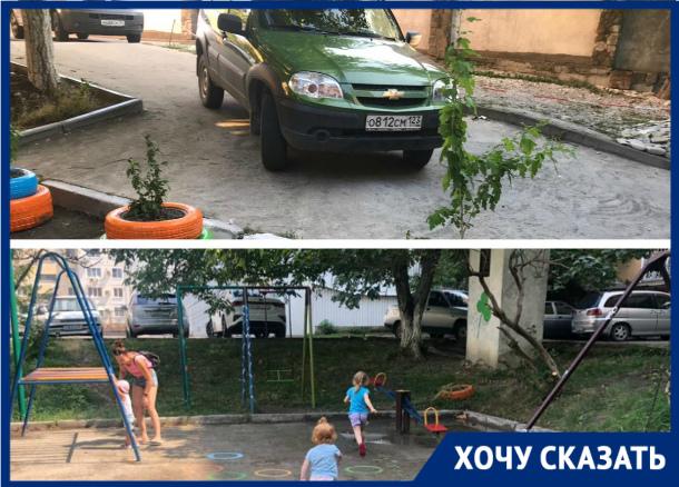 Борьба за землю в Геленджике – парковка или детская площадка