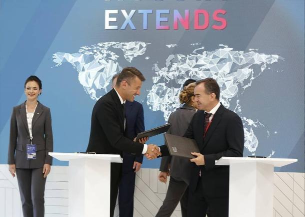 Подписано соглашение о благоустройстве и создании новых общественных пространств в Геленджике