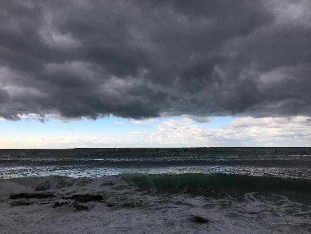 Резкое ухудшение погоды возможно в Геленджике