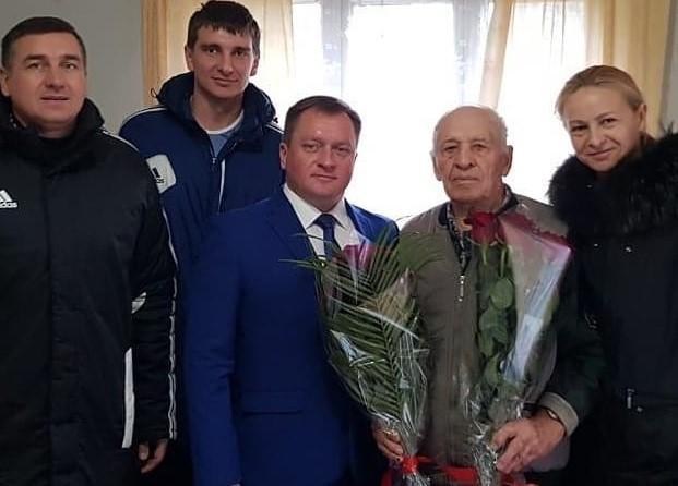 Ветерану Великой Отечественной войны из Архипо-Осиповки исполнилось 98 лет