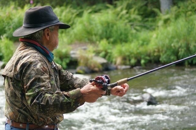 Любителям рыбной ловли придется себя ограничить