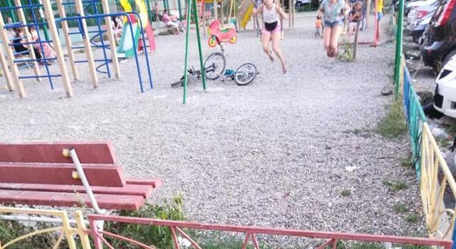 В Геленджике поцарапанных детских коленок станет меньше