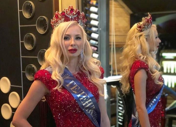 «Миссис Россия 2019» стала жительница Геленджика