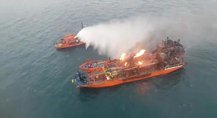 Стали известны результаты поиска на месте ЧП в Черном море спасателями из Геленджика