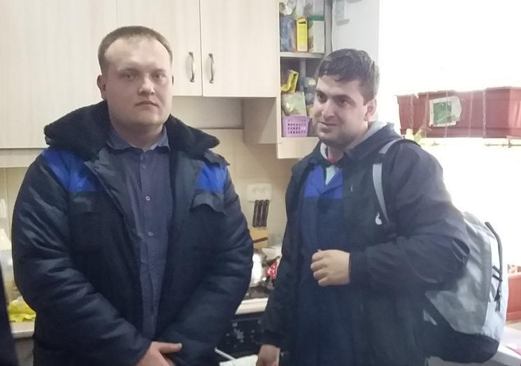 В Геленджике «лжегазовиков» отпустили на законных основаниях