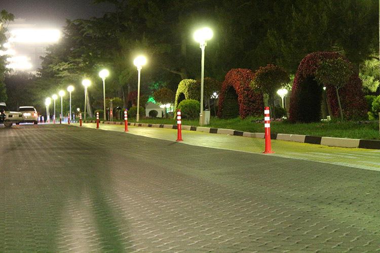 Капитальный ремонт сетей уличного и декоративного освещения произведут в Геленджике