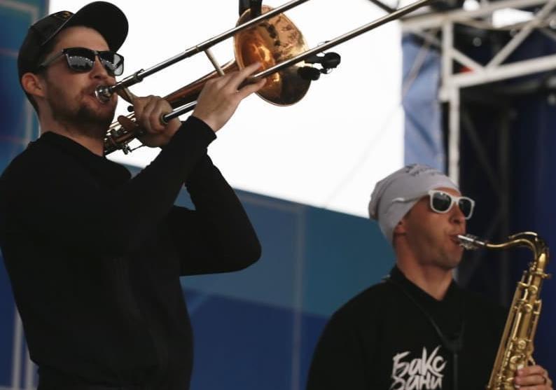 Жители Геленджика отметили Всемирный день рок-н-ролла