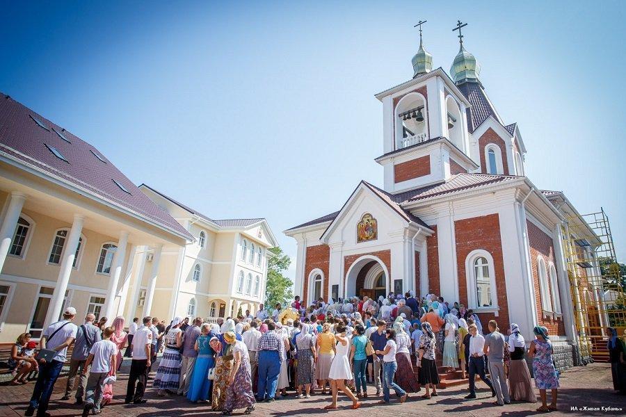 В Дивноморском пройдёт общеепархиальный крестный ход