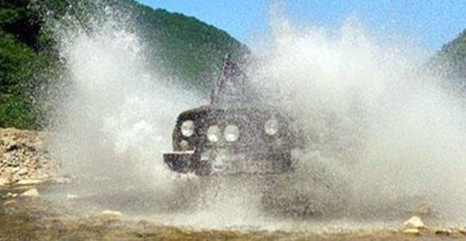 За джиппинг на сломанном авто предприниматель ответит перед судом в Геленджике