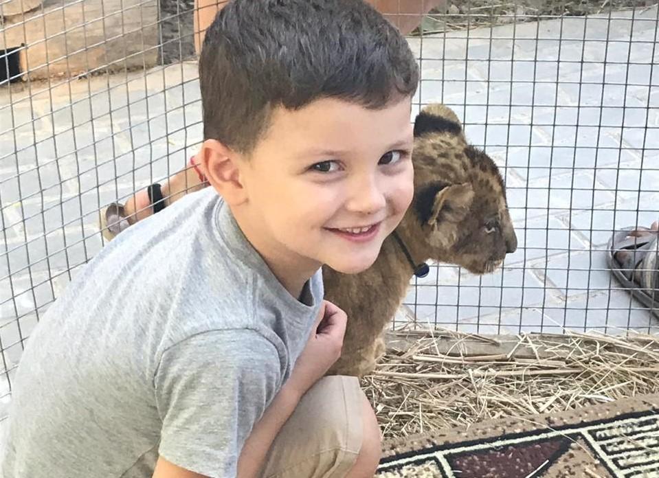 4-летний житель Геленджика отправлен на лечение в Турцию