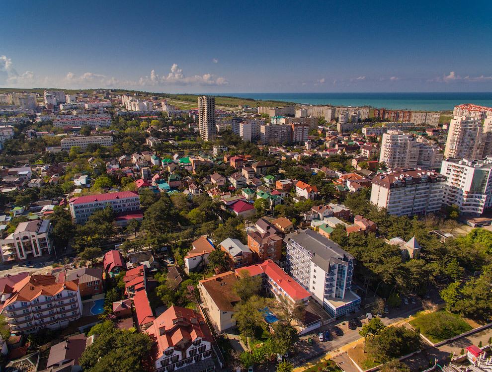 Геленджик вошел в число городов, куда хотят переехать